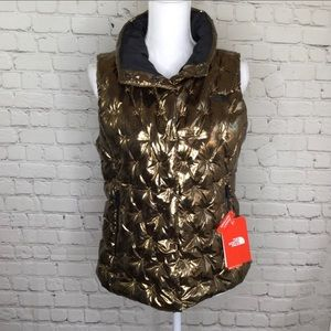 The North Face Limited Edition Copper Puff Vest
